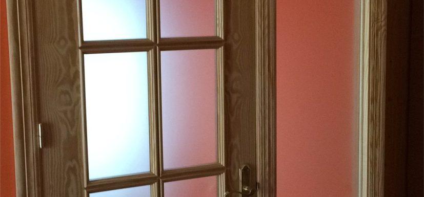 puerta de habitación en Huércal-Overa